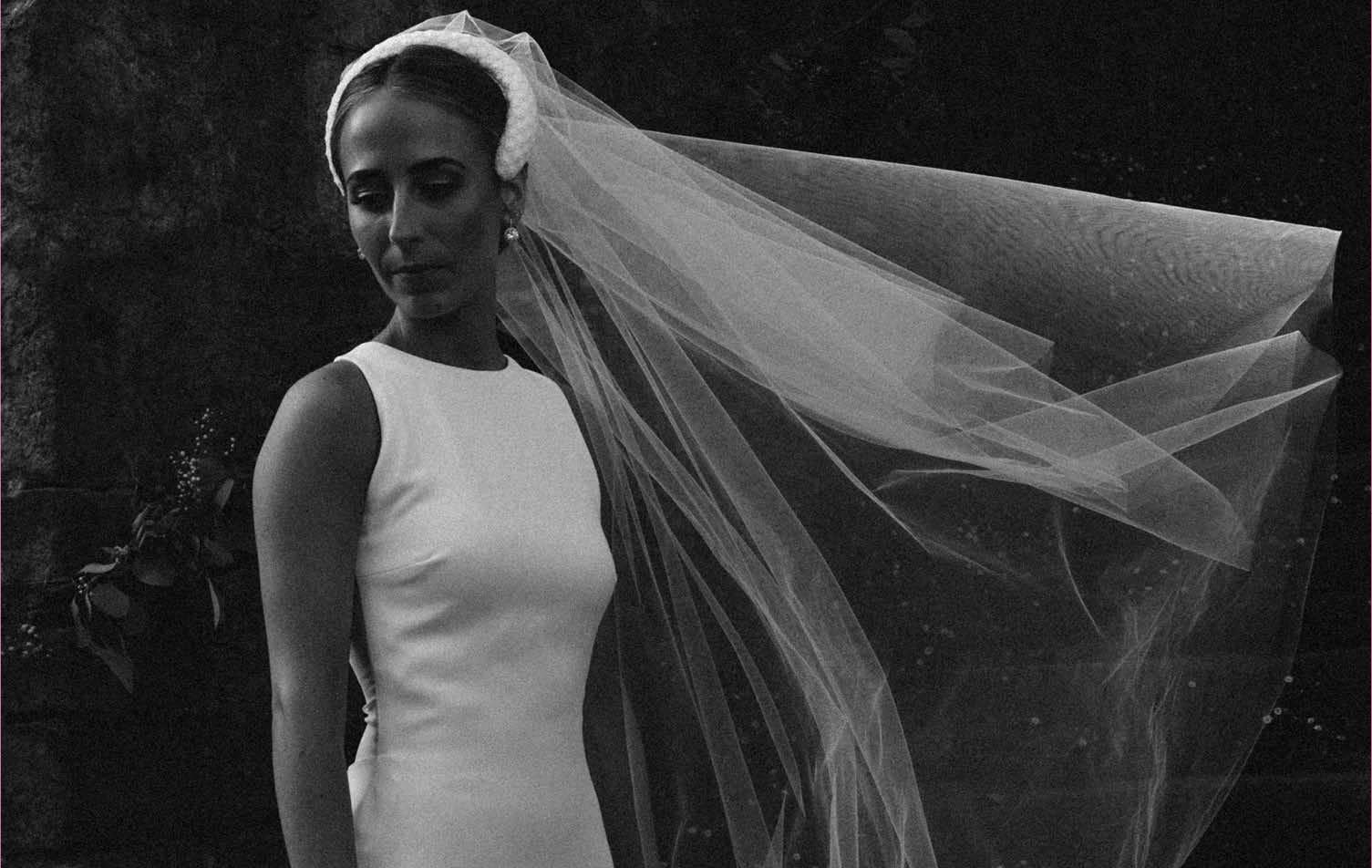 Pronovias Bride | Amaia & Iker