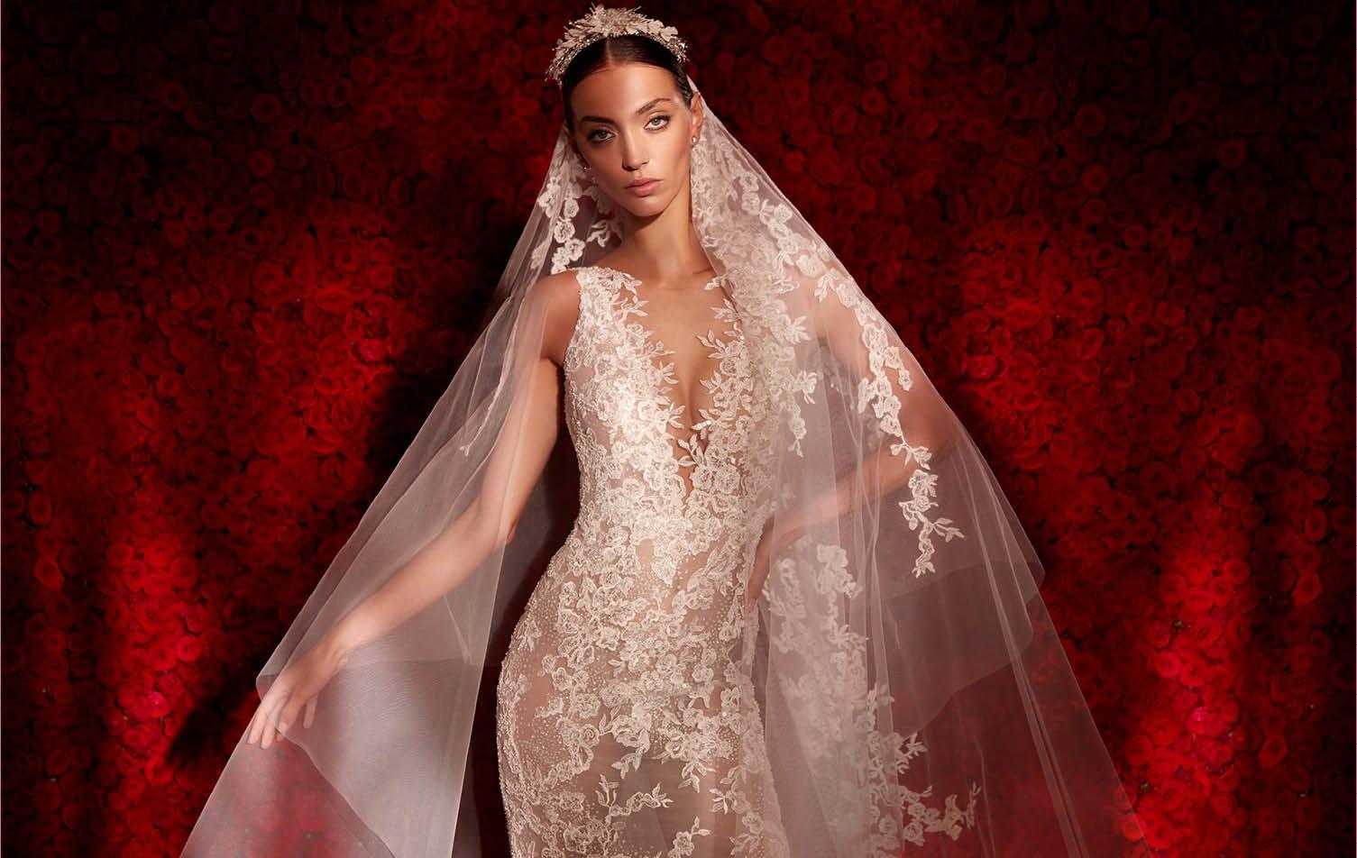 Atelier Pronovias 2022. Die Kunst der Oper erobert die Brautmode