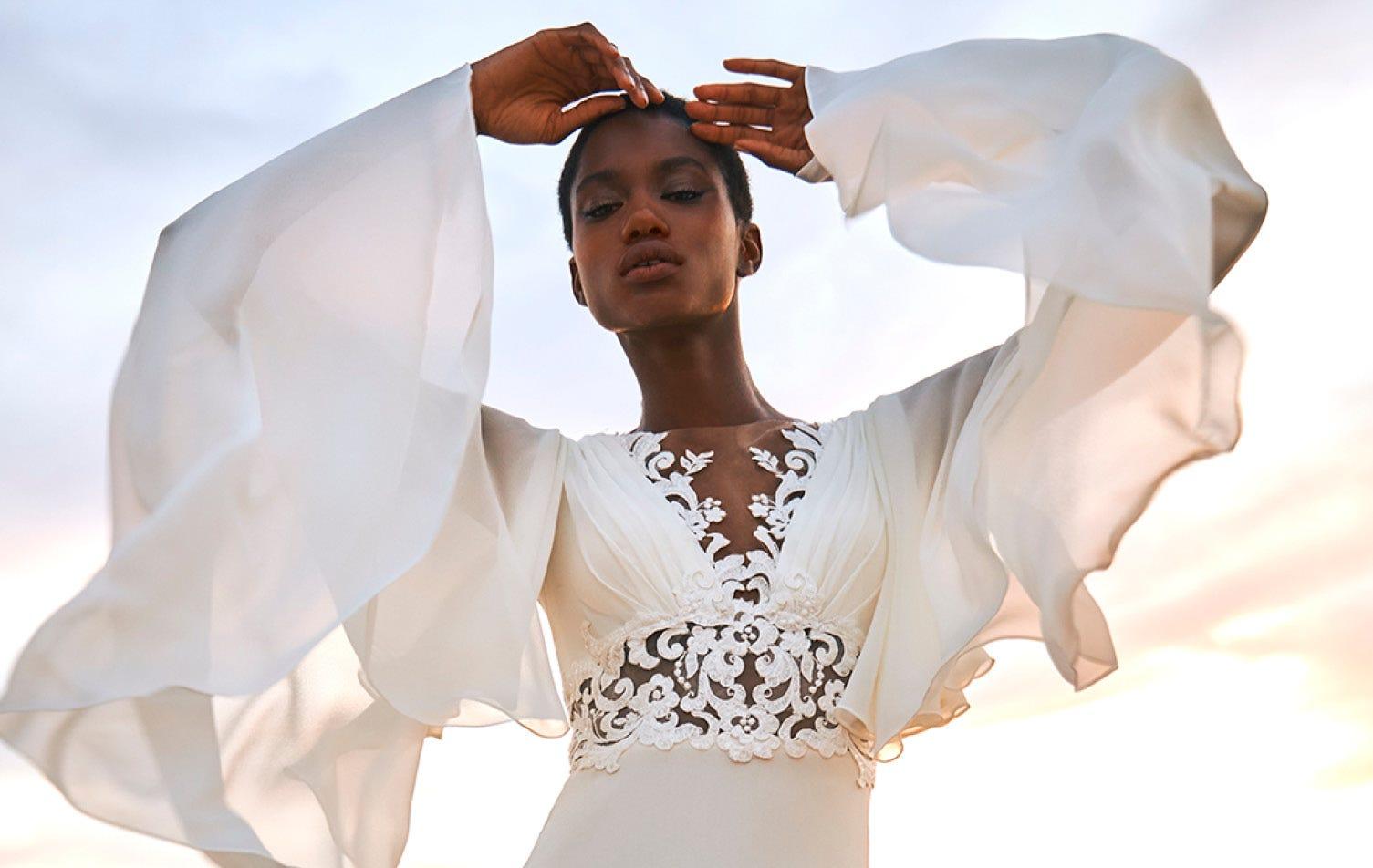 Pronovias 2022. A Rebirth of Bridal Glamor