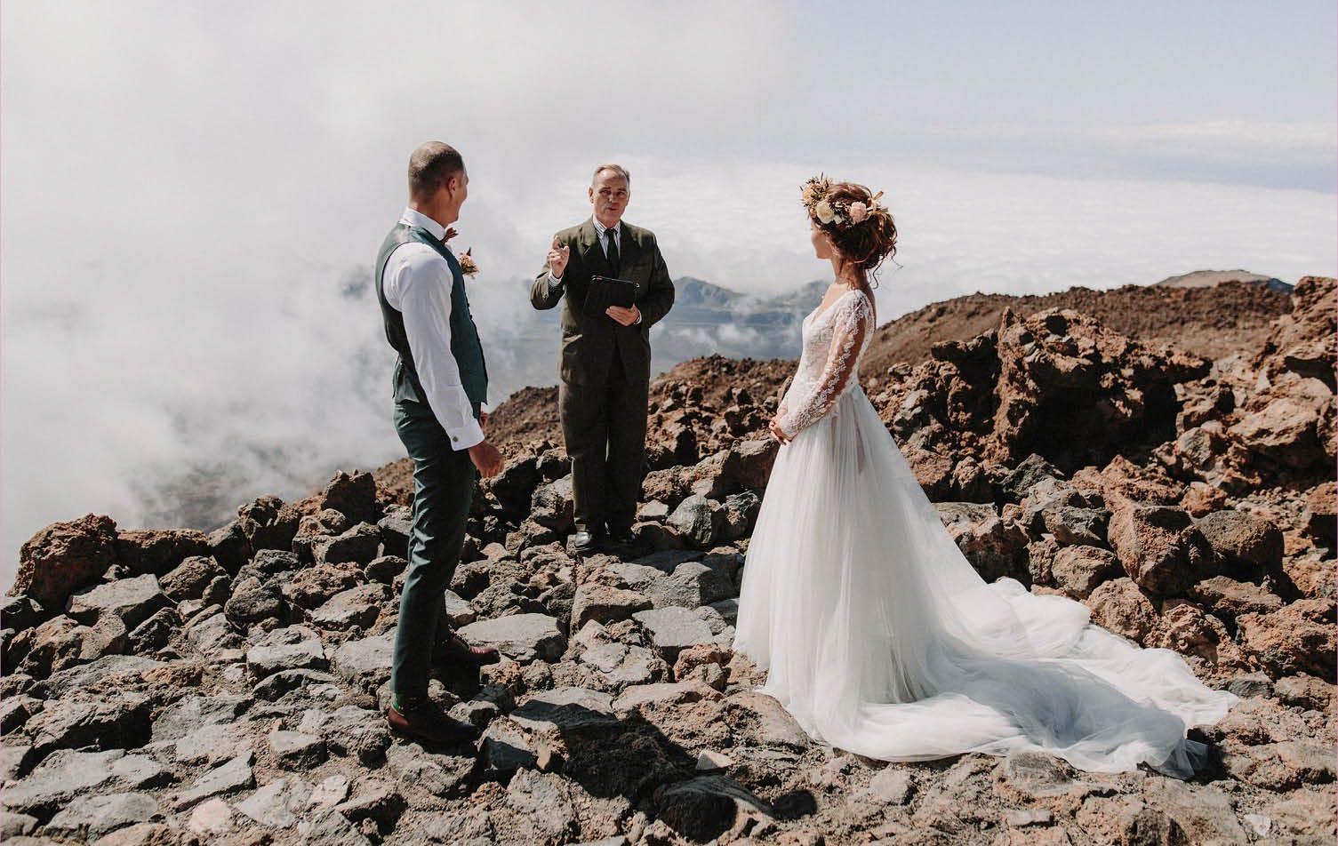 Pronovias Bride | Miriam & Fabian
