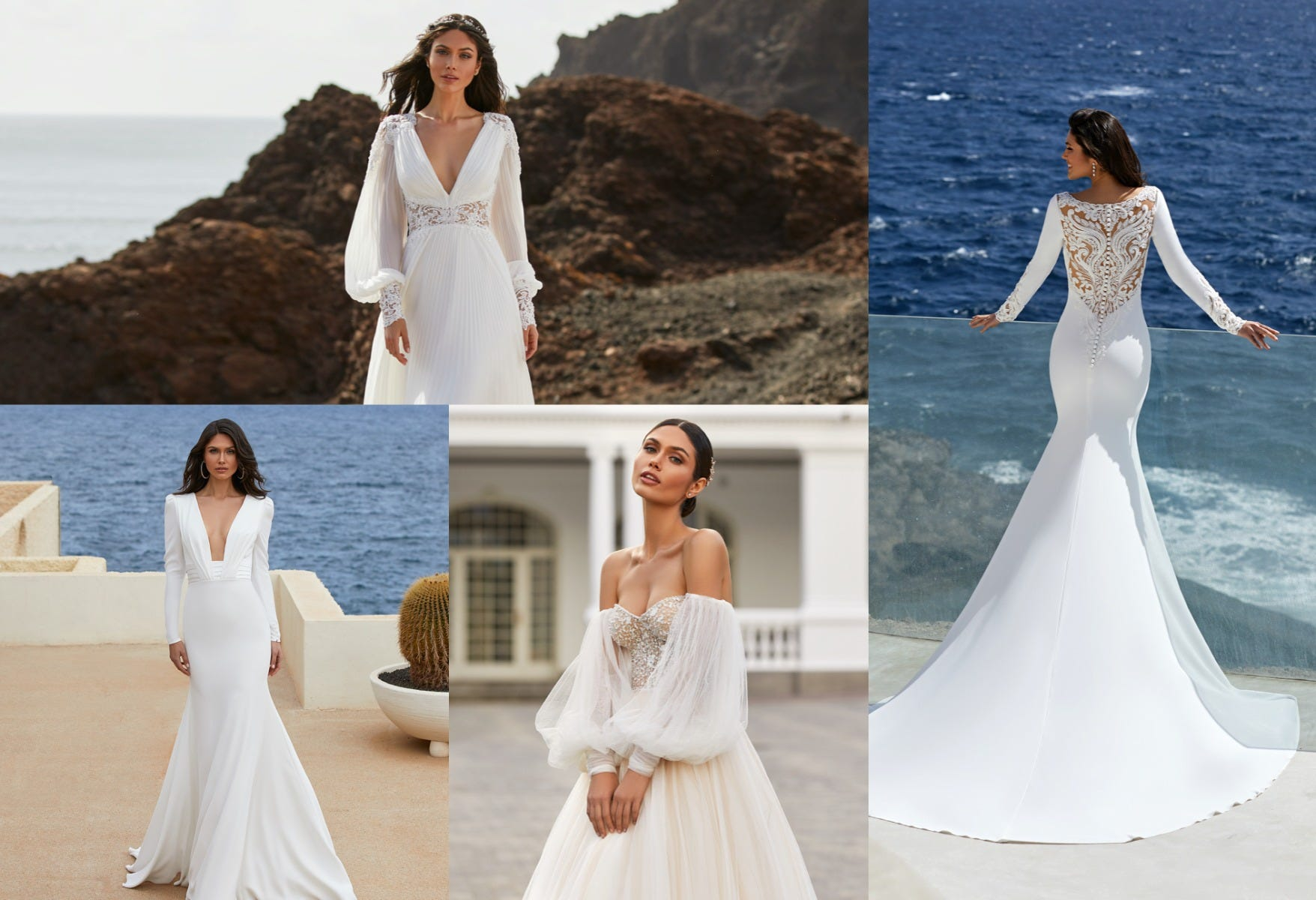 new premiere collection | pronovias