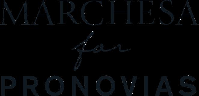 Marchesa for Pronovias