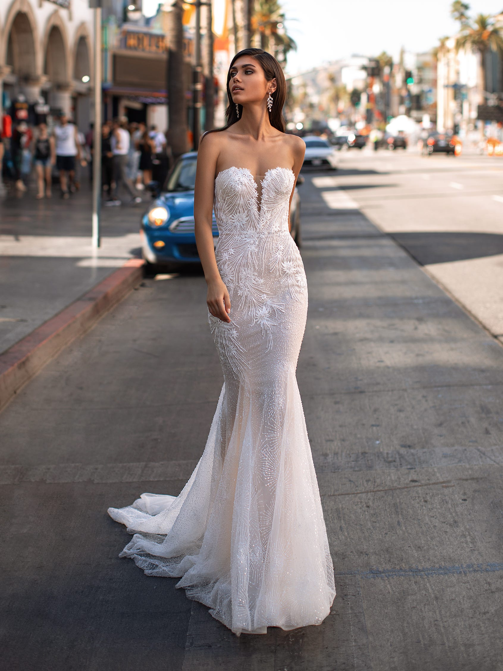 The Convertible Wedding Dress Yes It S A Thing Pronovias