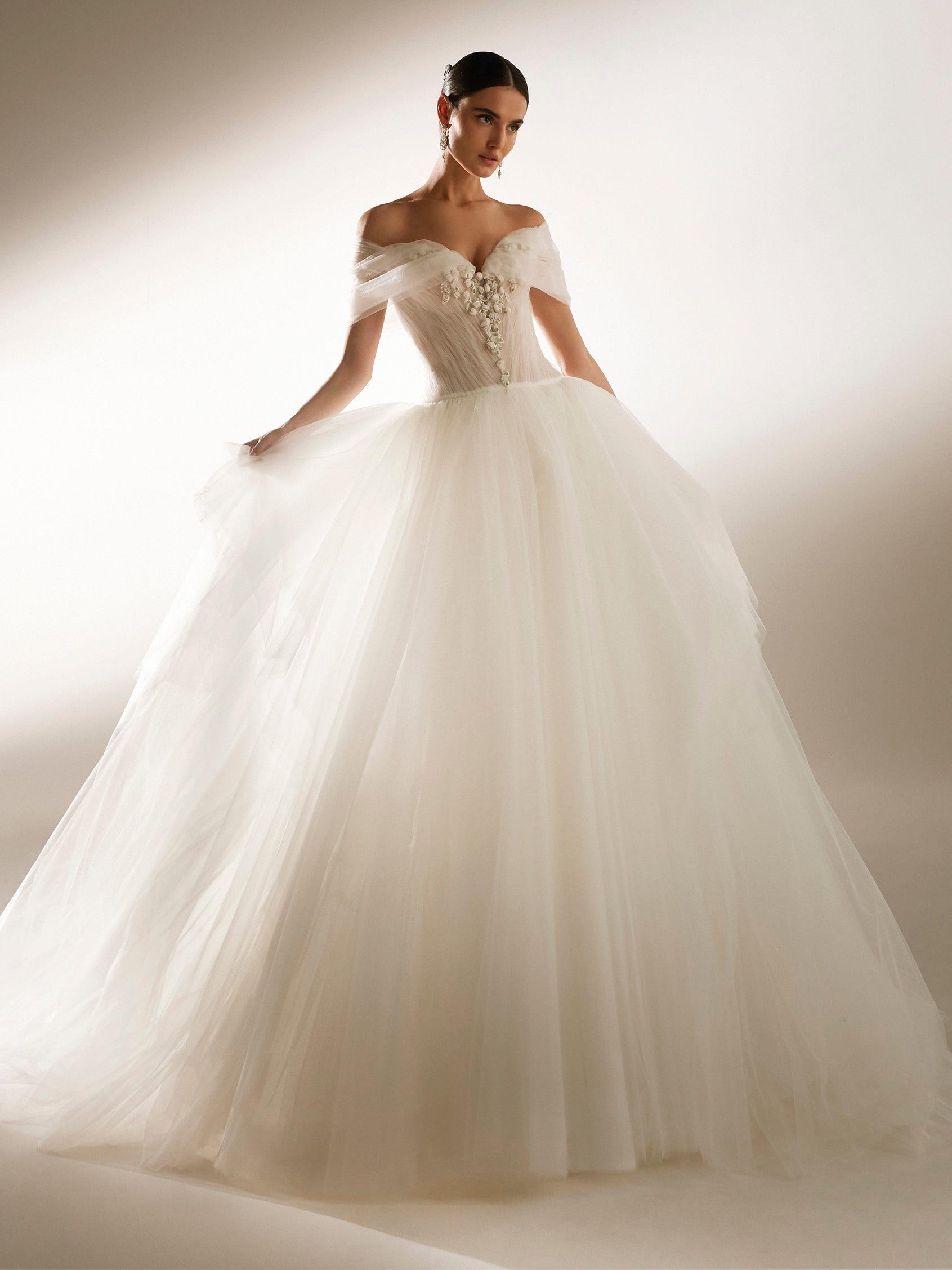 Wedding dress trends 20   Pronovias