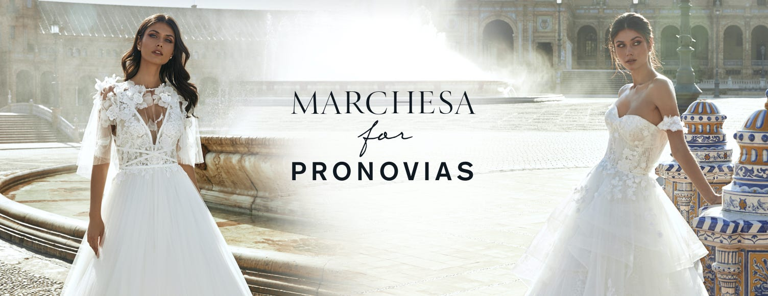 Marcesa for Pronovias